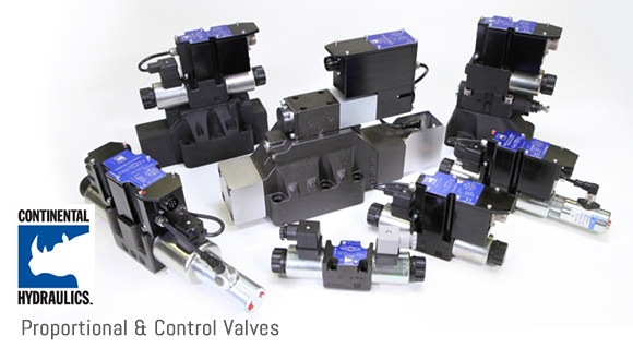 Continential Hydraulics Products